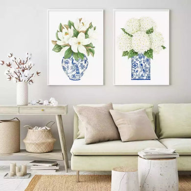 Hamptons Style Decor Prints