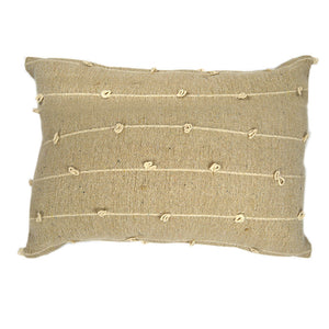 Lupe Cotton Rectangular Cushion