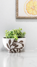 Load image into Gallery viewer, Natura Ceramic Plant Bowl