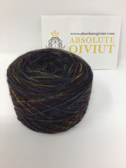 100% Qiviut yarn. 2 ply #Northern Collection-Kotzebue