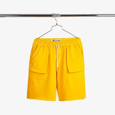 RANKU SHORTS YELLOW