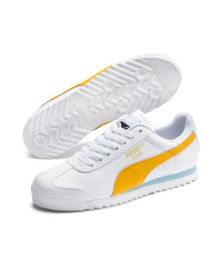 PUMA WHITE GOLDEN