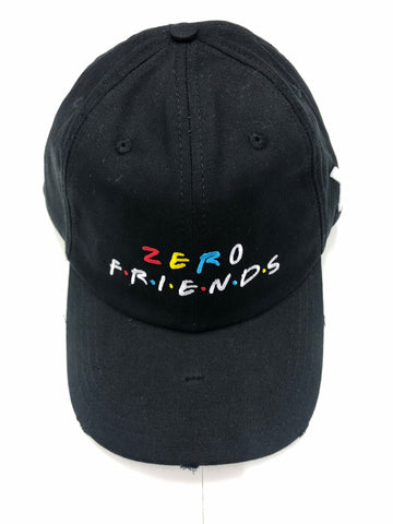 Zero Friends Cap