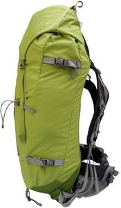 Side view of Aarn Hiking Pack