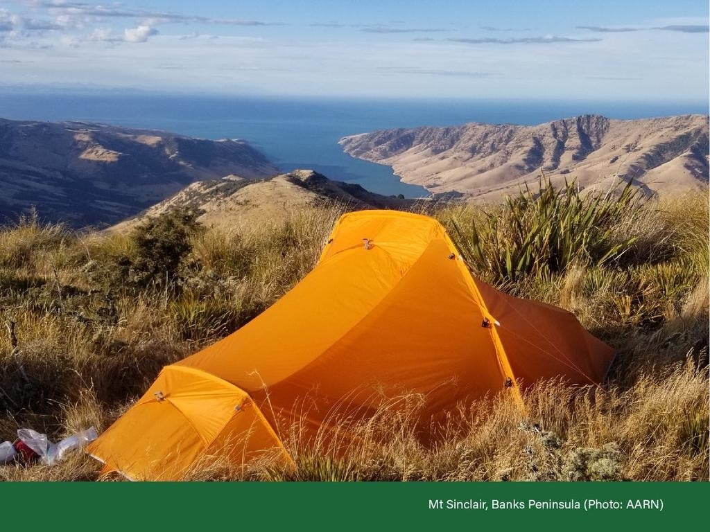 Aarn AT2 4 Season Hiking Tent (2-person) Hire