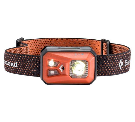 Black Diamond Revolt Head torch-Octane Red