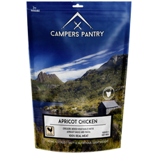 Load image into Gallery viewer, Campers Pantry Apricot Chicken freeze-dried meal