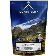 Load image into Gallery viewer, Campers Pantry Lamb Casserole Meal in packaging