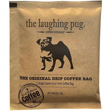 Load image into Gallery viewer, The Laughing Pug Coffee Drip Bag - Single Bag
