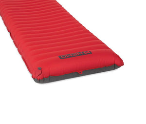 NEMO Cosmo Insulated Sleeping Mat highlighting dump valve