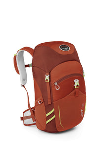 Osprey Jet 18 Kids Pack-strawberry red
