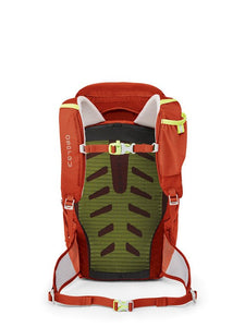 Osprey Jet 18 Kids Pack-view of straps and waist belt