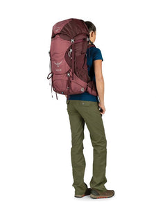 Female hiker wearing Osprey Viva Women's Pack
