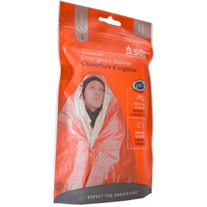 SOL Emergency Blanket (1 Person)