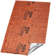 Load image into Gallery viewer, SOL Emergency Survival Blanket laid flat with reflective material shown