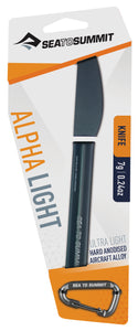 Sea to Summit Alpha Light Knife in packaging
