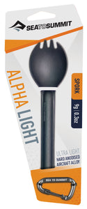 Sea to Summit Alpha Light Spork in packaging