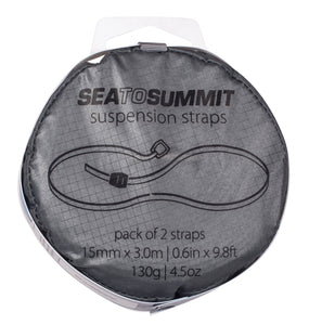 Sea to Summit Hammocks Suspension Straps in packaging