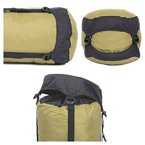Sea to Summit Compression Sack M 14L showing lid and compression