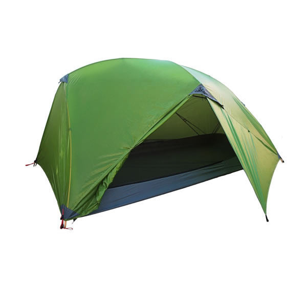 Wilderness Equipment Space-2 Hiking Tent pitched