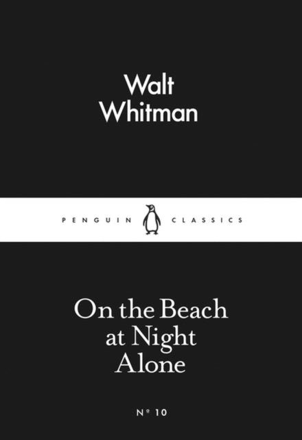 On the Beach at Night Alone by Walt Whitman