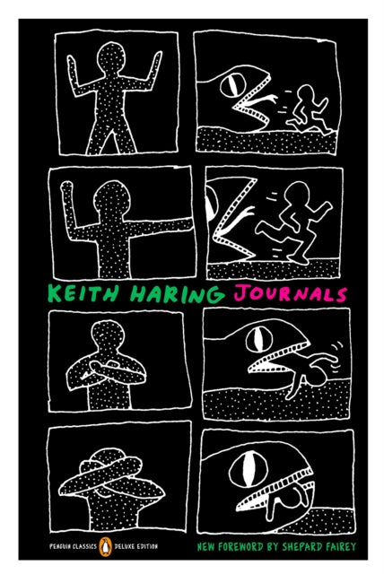 Keith Haring Journals by Keith Haring