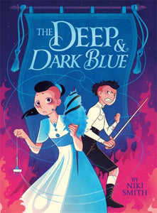 The Deep and Dark Blue by Niki Smith