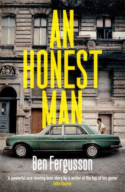 An Honest Man by Ben Fergusson