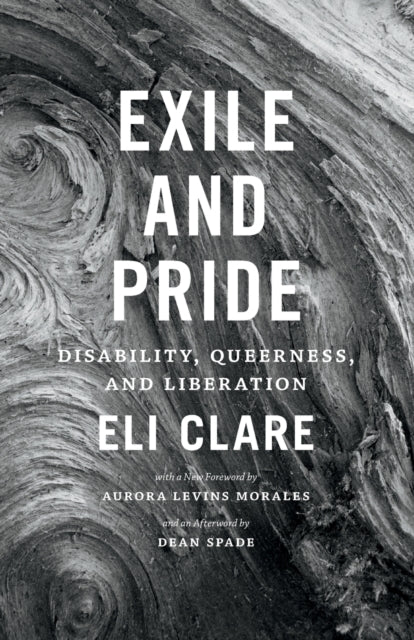 Exile and Pride: Disability, Queerness, and Liberation by Eli Clare