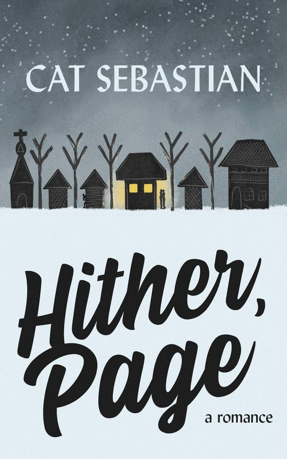 Hither Page by Cat Sebastian