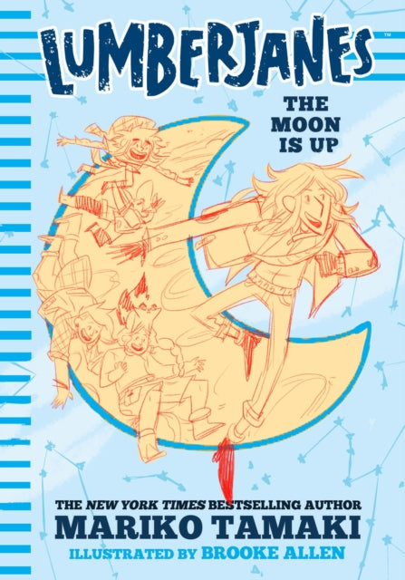 Lumberjanes: The Moon Is Up (Lumberjanes #2) by Mariko Tamaki