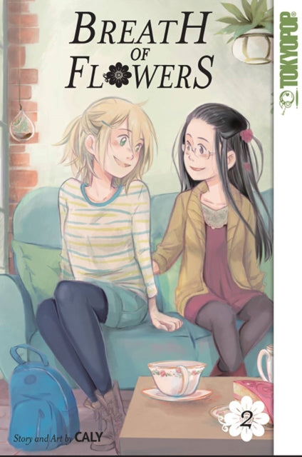 Breath of Flowers Volume 2 by Caly