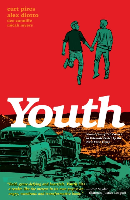 Youth by Curt Pires, Alex Diotto, Dee Cunniffe