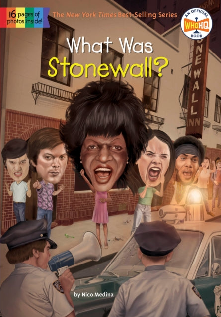 What Was Stonewall? by Nico Medina