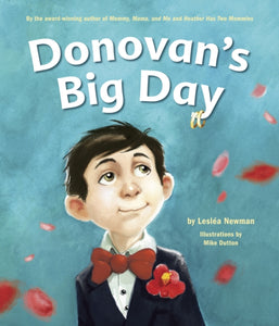 Donovan's Big Day by Leslea Newman