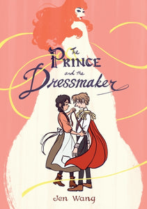 The Prince and the Dressmaker by Jen Wang - slightly damaged
