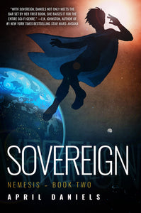 Sovereign: Nemesis #2 by April Daniels