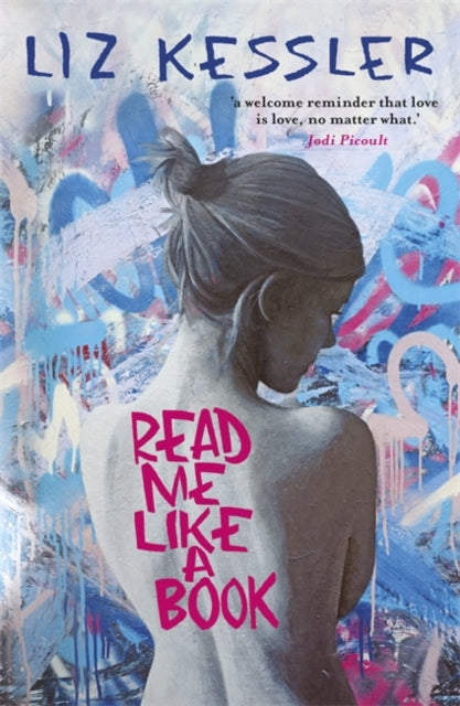 Read Me Like A Book by Liz Kessler