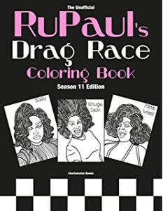 RuPaul's Drag Race Coloring Book: Season 9 Edition