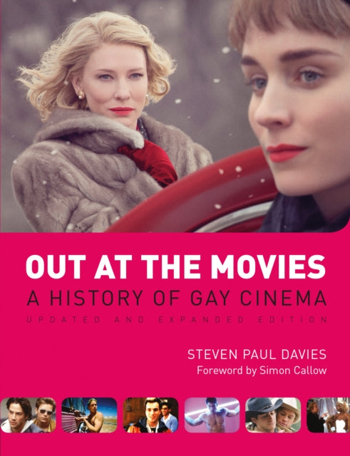 Out At The Movies: New Edition by Steven Paul Davies