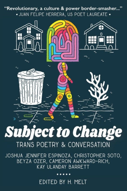 Subject to Change: Trans Poetry & Conversation by H Melt