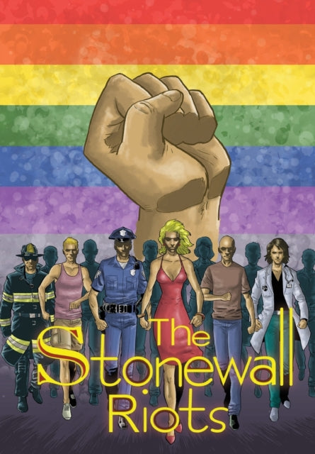 Stonewall Riots by Michael Troy