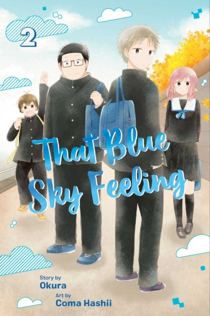That Blue Sky Feeling, Vol. 2 by Okura