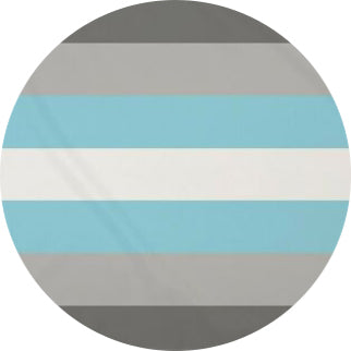 Demiboy Flag Badge