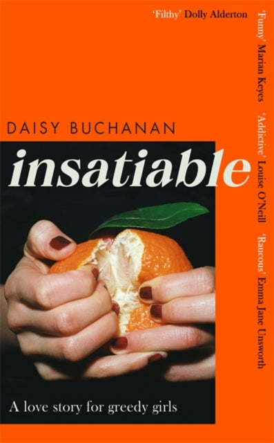 Insatiable by Daisy Buchanan