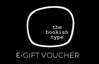 £5 The Bookish Type online e-gift voucher