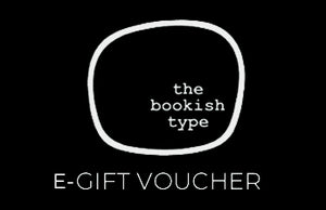 £10 The Bookish Type online e-gift voucher