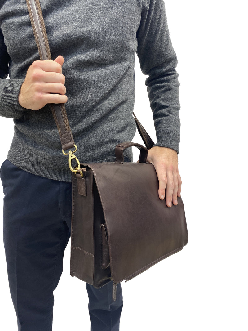 MacBook Satchel Bag