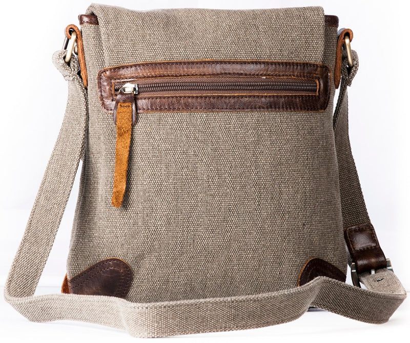 Double Buckle Bag