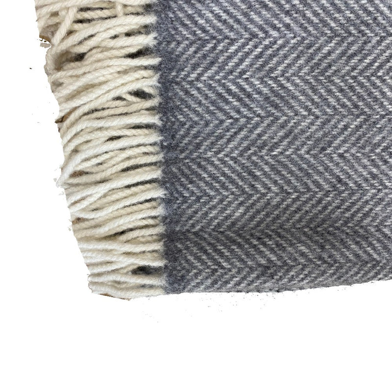 Merino/Cashmere Throw